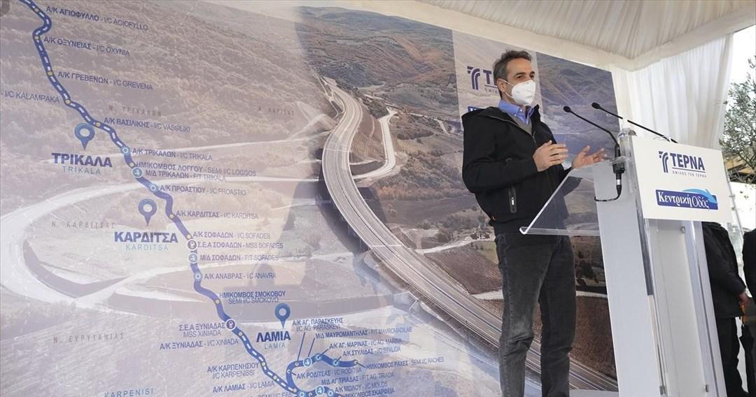 O E-65 είναι ένας δρόμος που πατάει στη σπονδυλική στήλη της Ελλάδας
