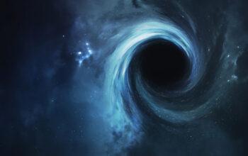 st wormhole blackhole