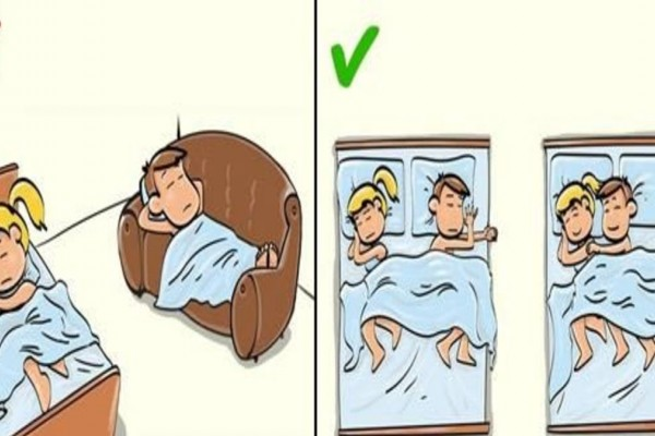 Τα λάθη που δεν πρέπει να κάνετε όταν διαφωνείτε με τον σύντροφό σας – Σχέσεις