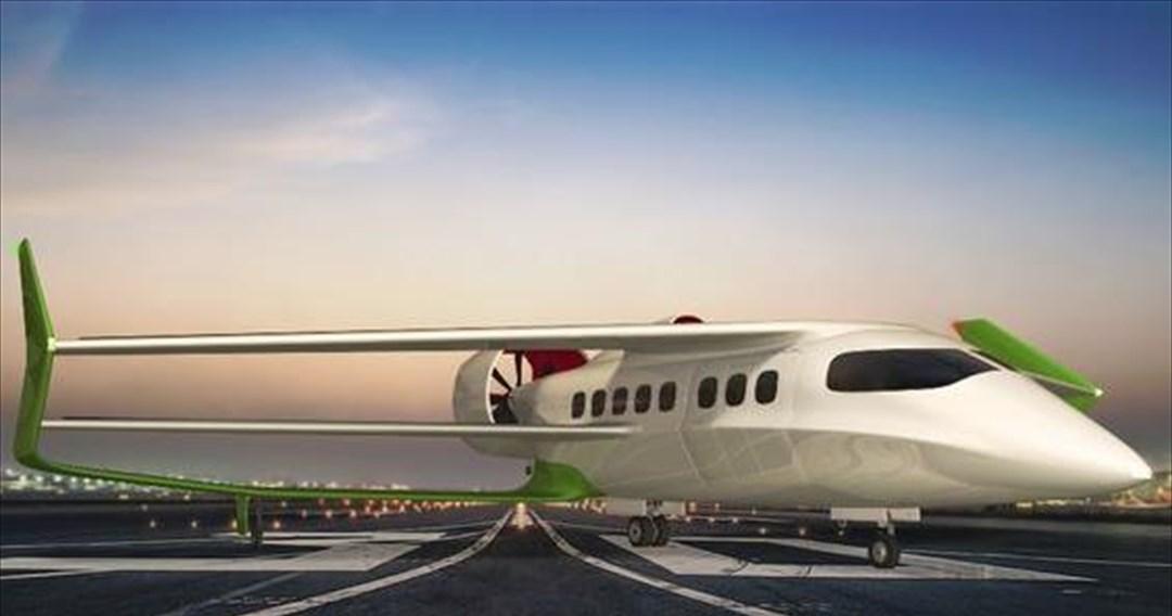 Υβριδικό τριπλάνο υπόσχεται αθόρυβες και «πράσινες» πτήσεις