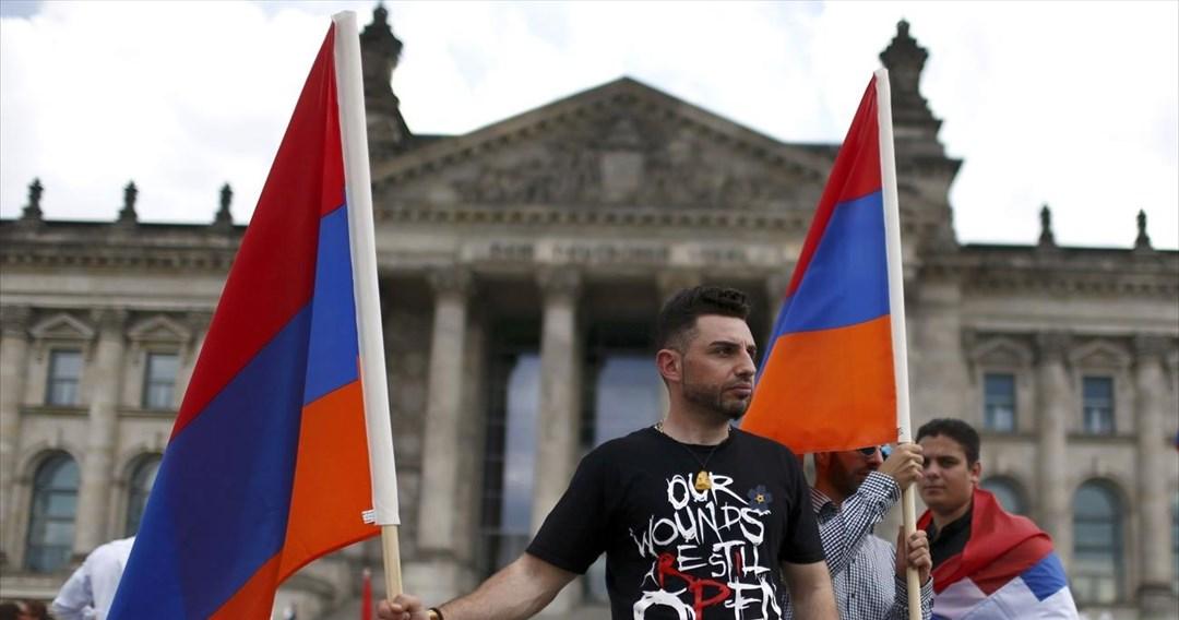 Η αναγνώριση της Γενοκτονίας των Αρμενίων από τον Τζο Μπάιντεν στα γερμανικά ΜΜΕ
