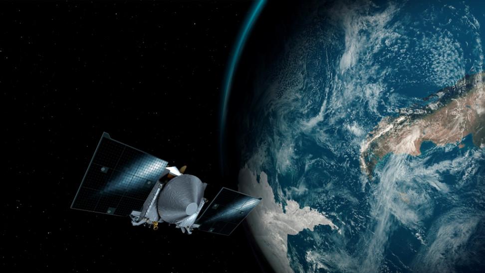 NASA: Επιστρέφει το OSIRIS-Rex στη Γη – Η περιφορά του στον αστεροειδή Μπενού