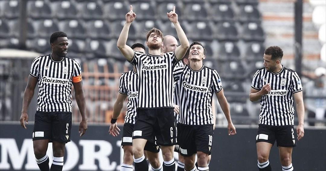 Από τον 3ο προκριματικό του Conference League θα ξεκινήσει ο ΠΑΟΚ το ευρωπαϊκό του ταξίδι για τη σεζόν 2021/2022