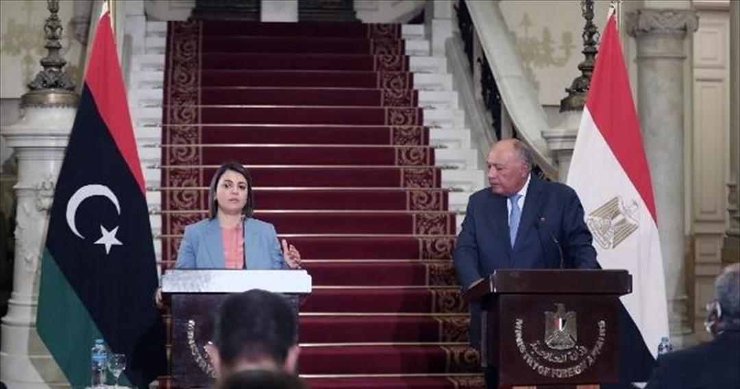 Ο Σούκρι ζήτησε εκ νέου την αποχώρηση των ξένων στρατευμάτων από τη Λιβύη