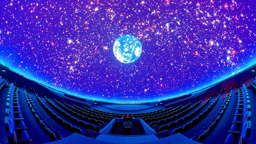 ΕΠΙΣΤΡΟΦΗ στο μέλλον. Από 2 Ιουλίου στο Νέο Ψηφιακό Πλανητάριο του Ιδρύματος Ευγενίδου