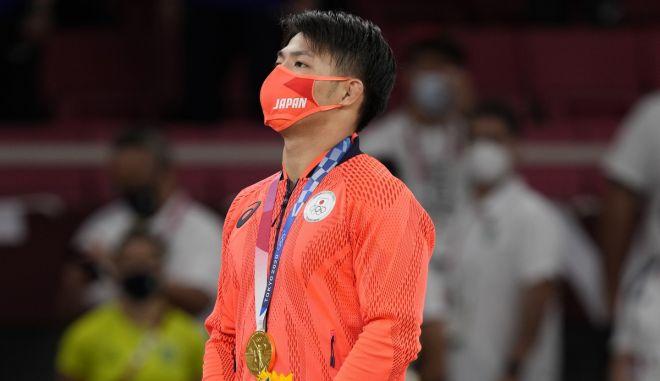 Ολυμπιακοί Αγώνες – Τζούντο: Ο Άμπε μιμήθηκε την αδερφή του