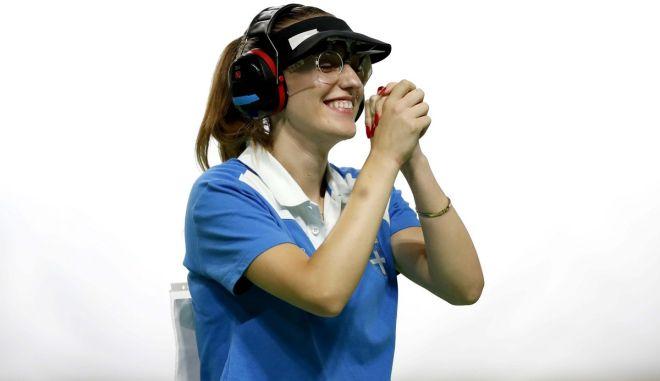 Ολυμπιακοί Αγώνες – Σκοποβολή: Η Κορακάκη προκρίθηκε στον τελικό των 25μ. σπορ πιστόλι