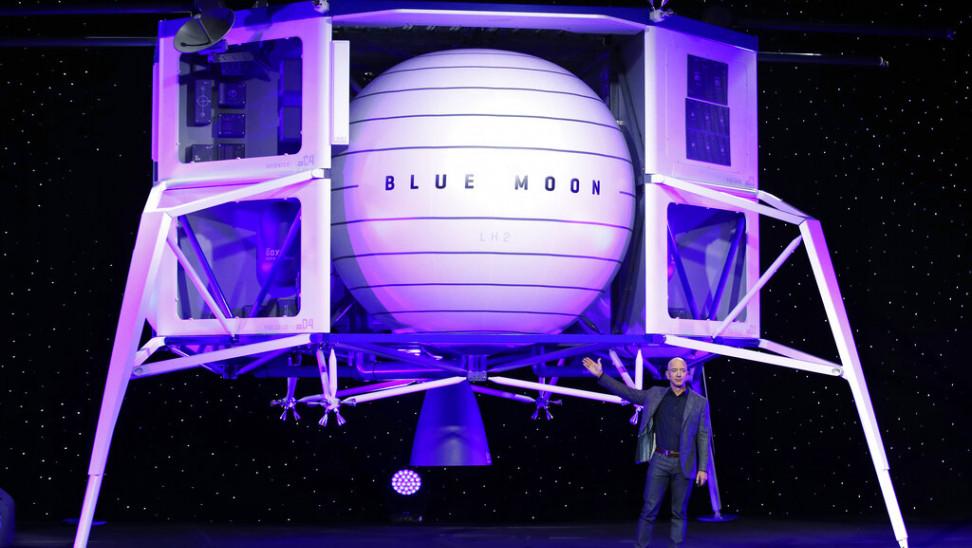 Blue Origin: Εντατική εκπαίδευση για Τζεφ Μπέζος και 3 μέλη της πτήσης