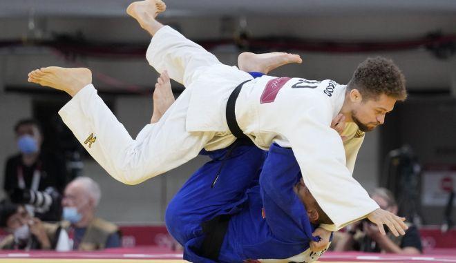 Ολυμπιακοί Αγώνες – Τζούντο: Αλγερινός τζουντόκα αποβλήθηκε από την Παγκόσμια ομοσπονδία γιατί δεν ήθελε να αγωνιστεί με Ισραηλινό