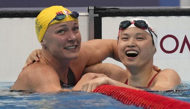 Ολυμπιακοί Αγώνες – Κολύμβηση: Η Καναδή ΜακΝιλ το χρυσό στα 100μ. πεταλούδα με τη δεύτερη επίδοση όλων των εποχών