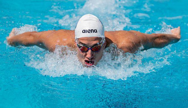 Ολυμπιακοί Αγώνες – Κολύμβηση: Τρομερός Γκολομέεβ προκρίθηκε στον τελικό των 50μ. ελεύθερο