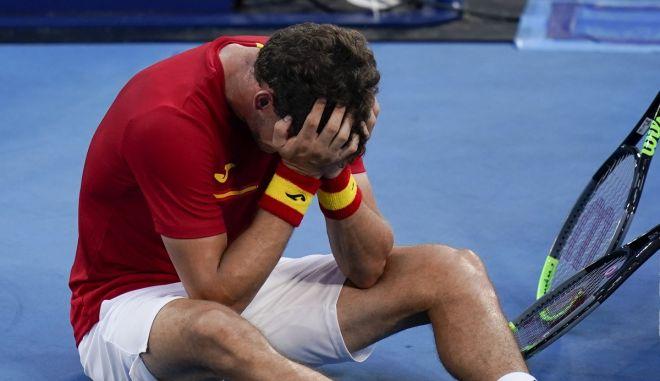 Ολυμπιακοί Αγώνες – Τένις: Ξέσπασε σε κλάματα ο Καρένιο-Μπούστα για την κατάκτηση του χάλκινου μεταλλίου απέναντι στον Τζόκοβιτς