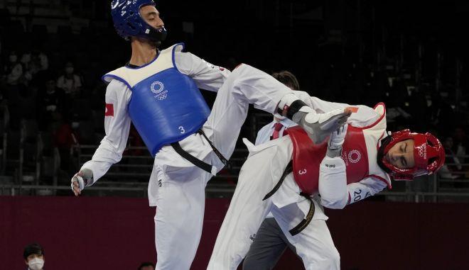 Ολυμπιακοί Αγώνες – Τάε Κβον Ντο: Ο Ντελ' Ακίλα το χρυσό στα 58κ.