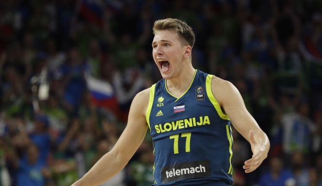 Ολυμπιακοί Αγώνες – Μπάσκετ: Μυθικός Ντόντσιτς με 31 πόντους στο 1ο ημίχρονο του αγώνα με την Αργεντινή