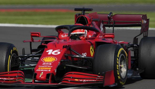 """Η """"αλματώδης"""" πρόοδος της Ferrari και οι αντιρρήσεις του Λεκλέρ"""