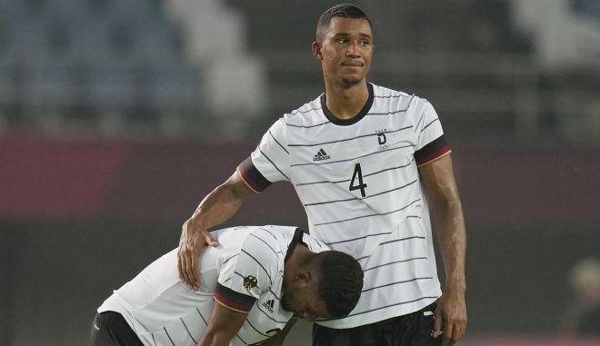 Ολυμπιακοί Αγώνες – Ποδόσφαιρο: Αποκλεισμός για τη Γερμανία, στα νοκ-άουτ η Ακτή Ελεφαντοστού