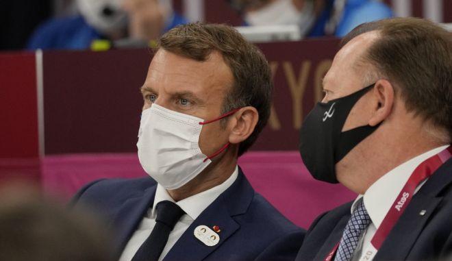 Ολυμπιακοί Αγώνες – Τζούντο: Απρόσμενη ήττα για την Μπουκλί, υπό το βλέμμα του Μακρόν