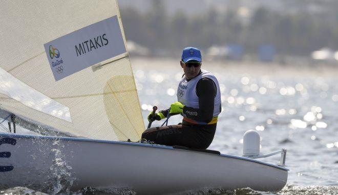 Ολυμπιακοί Αγώνες – Ιστιοπλοΐα: Στην 11η θέση της γενικής κατάταξης ο Μιτάκης