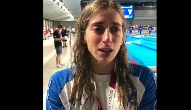"""Συγκλόνισε η Ντουντουνάκη με τα δάκρυά της on camera: """"Έτσι είναι, αυτά έχει η ζωή"""""""