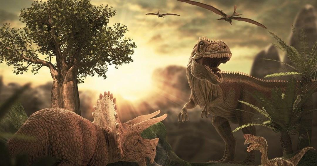 Οι δεινόσαυροι ήταν σε παρακμή πολύ πριν την πτώση αστεροειδούς