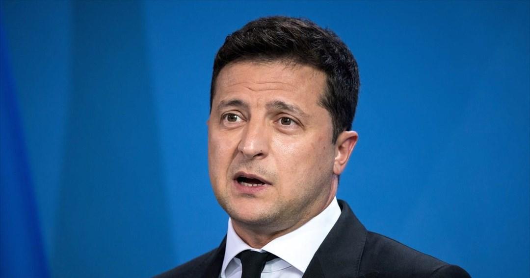 Ο πρόεδρος Ζελένσκι απέλυσε τον επικεφαλής των ενόπλων δυνάμεων