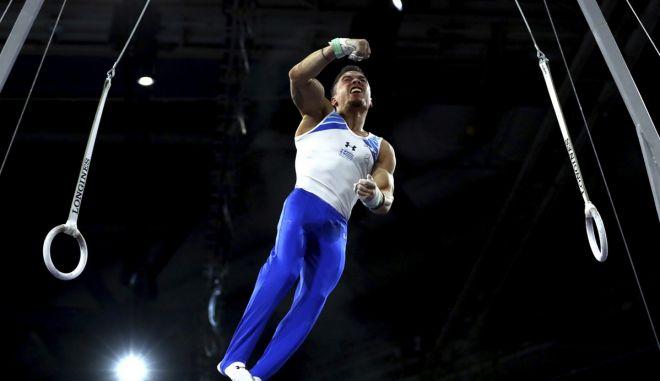 """Ολυμπιακοί Αγώνες, Ράφτης: """"Ο Πετρούνιας έχει κρατήσει για τον τελικό την εμφάνιση της ζωής του"""""""