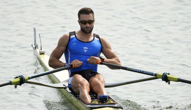 Ολυμπιακοί Αγώνες – Κωπηλασία: Μυθική εμφάνιση από Ντούσκο, άγγιξε το ολυμπιακό ρεκόρ και προκρίθηκε στον τελικό του μονού σκιφ