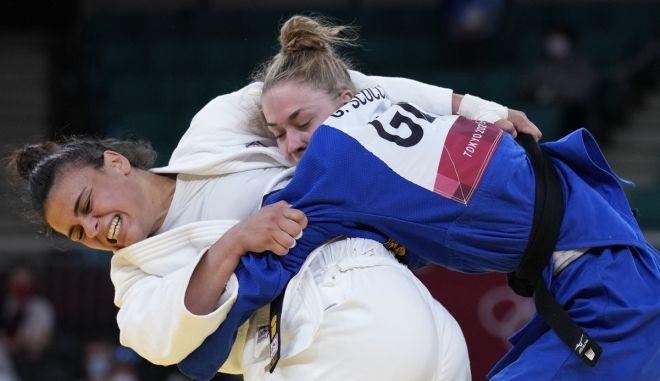 Ολυμπιακοί Αγώνες – Τζούντο: Με ιπόν στο Golden score ηττήθηκε η Τελτσίδου