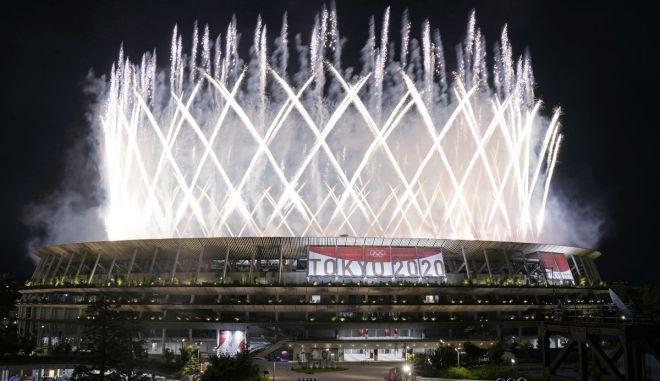 Ολυμπιακοί Αγώνες: 70 εκατομμύρια Ιάπωνες παρακολούθησαν την τελετή έναρξης