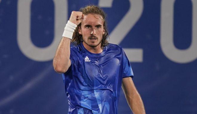 Τσιτσιπας – Τιαφόε 2-0: Ο Στέφανος πήρε εκδίκηση και προκρίθηκε στον τρίτο γύρο