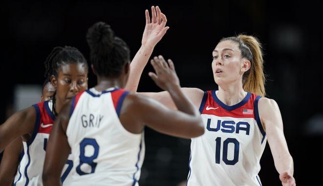 Ολυμπιακοί Αγώνες – Μπάσκετ: Δεύτερη εύκολη νίκη για τις ΗΠΑ, 86-69 την Ιαπωνία