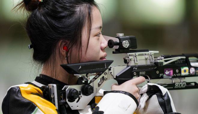 Ολυμπιακοί Αγώνες – Σκοποβολή: Η Γιανγκ κατέκτησε το πρώτο χρυσό στο Τόκιο 2020