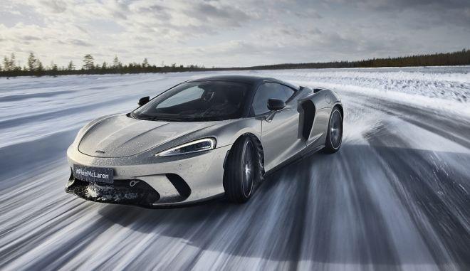 Θέλετε να οδηγήσετε μια McLaren στους πάγους;