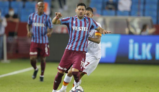 Τραμπζονσπόρ – Σίβασπορ 2-1: Δύο στα δύο με γκολ Μπακασέτα και ντεμπούτο Σιώπη