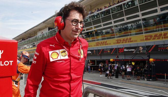 """Μπινότο: """"Η Ferrari είναι υποχρεωμένη να διεκδικήσει τον τίτλο το 2022"""""""