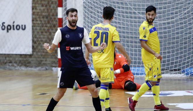 Έπεσε μαχόμενος ο Δούκας στο UEFA Futsal Champions League