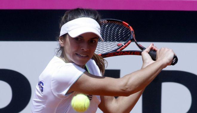 US Open: Παπαμιχαήλ και Γραμματικοπούλου έκαναν το πρώτο βήμα για την είσοδο στο κυρίως ταμπλό