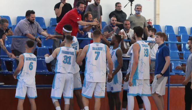 Ιωνικός: Στο τέταρτο γκρουπ δυναμικότητας του FIBA Europe Cup