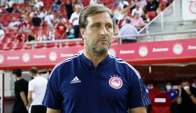 """Μαρτίνς: """"Είδα αυτό που θέλω για τον Ολυμπιακό, πάμε στη ρεβάνς σαν να έχουμε 0-0"""""""