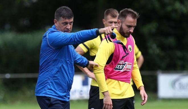 ΑΕΚ: Ο Τάνκοβιτς ψάχνει να βρει ρόλο στην ομάδα