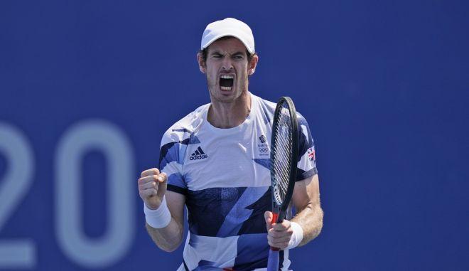 Τσιτσιπάς: Ο Άντι Μάρεϊ ασχολήθηκε με τον Ρονάλντο πριν αντιμετωπίσει τον Έλληνα τενίστα στα US Open