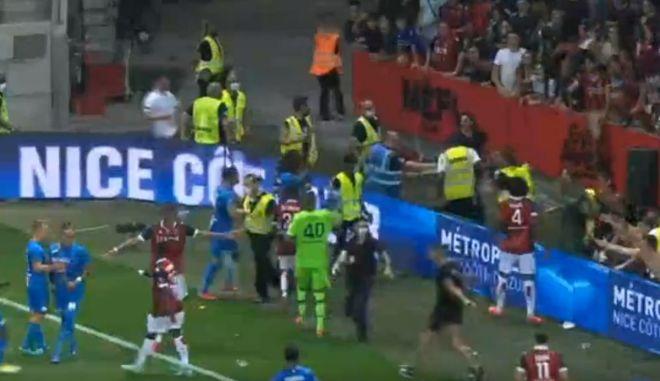"""Το πρωτοσέλιδο L' Equipe για Νις – Μαρσέιγ: """"Απαράδεκτο"""""""