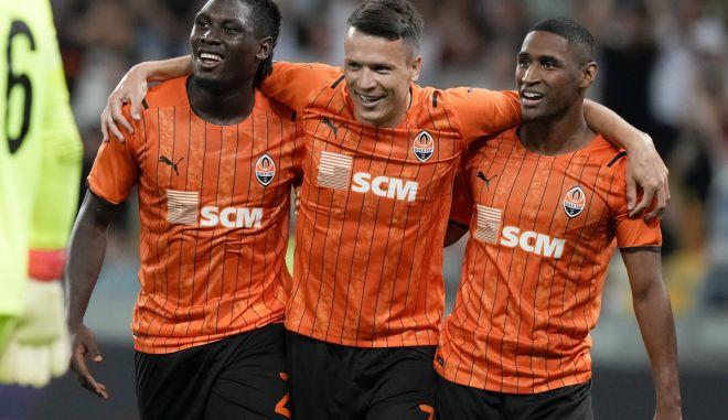 Σαχτάρ – Μονακό 2-2: Προκρίθηκαν στο Champions League οι Ουκρανοί με αυτογκόλ στο 114'