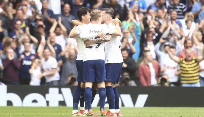 Τότεναμ – Γουότφορντ 1-0: Ο Σον οδήγησε τους Λονδρέζους στην κορυφή της Premier League