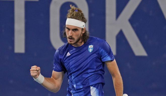 Αλιασίμ – Τσιτσιπάς 1-2: Τρομερός ο Στέφανος, έκλεισε θέση για τα ημιτελικά του Cincinnati Open