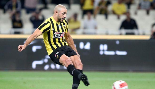 ΑΕΚ – Ιωνικός: Με πέναλτι του Αμραμπάτ το 2-0 των γηπεδούχων
