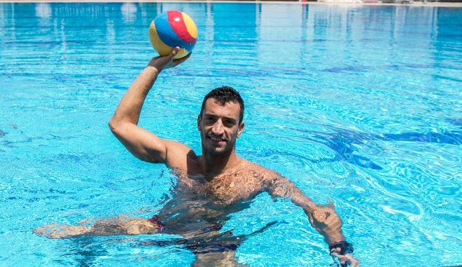 Ο Χρήστος Αφρουδάκης αναλαμβάνει Γενικός Διευθυντής υδατοσφαίρισης στη Βουλιαγμένη