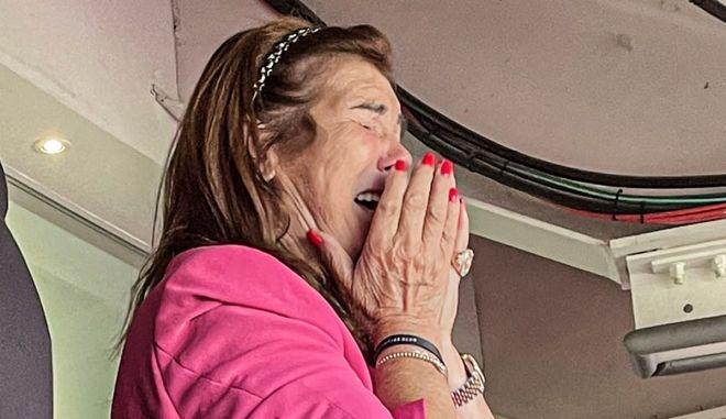 Ρονάλντο: Η συγκίνηση της μητέρας του στο ονειρικό ντεμπούτο του με τη Γιουνάιτεντ
