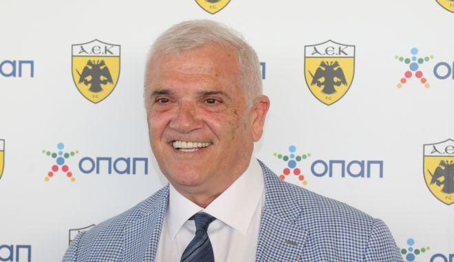 Το μεγάλο step up της ΑΕΚ είναι ότι άλλαξε ο ίδιος ο Μελισσανίδης