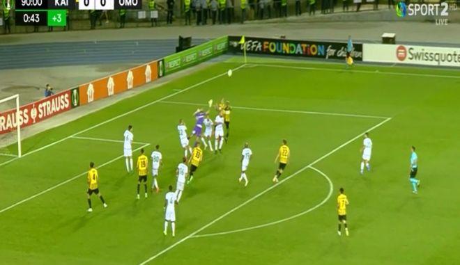 Καϊράτ – Ομόνοια 0-0: Έφυγε με το βαθμό από το Καζακστάν το τριφύλλι